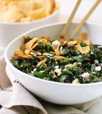 Feta Fiesta Kale Salad