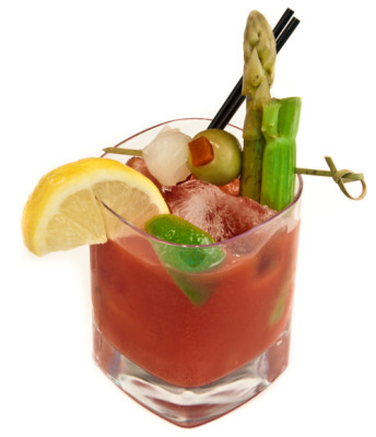 bloody mary - short glass