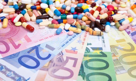 pills & cash