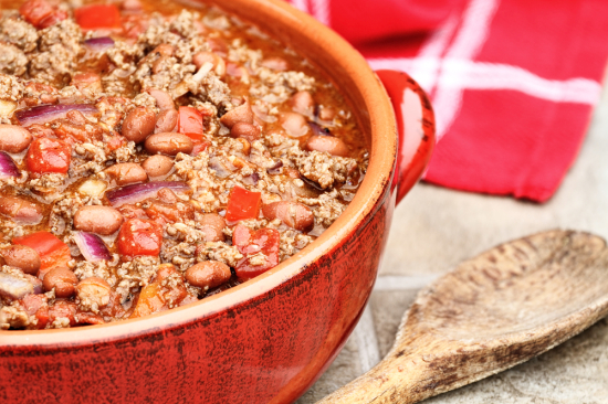 Keep It Simple & Spicy - Turkey Chili Recipe - Diabetes Daily Grind ...