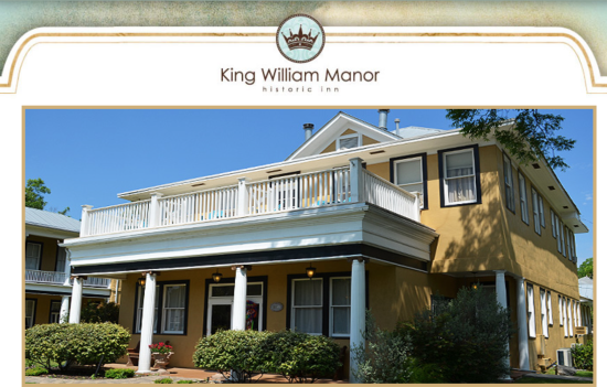 king william manor