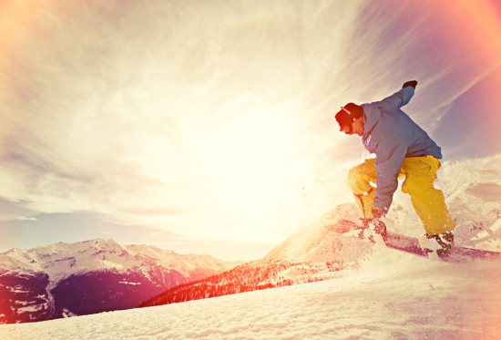Snowboarding with Diabetes