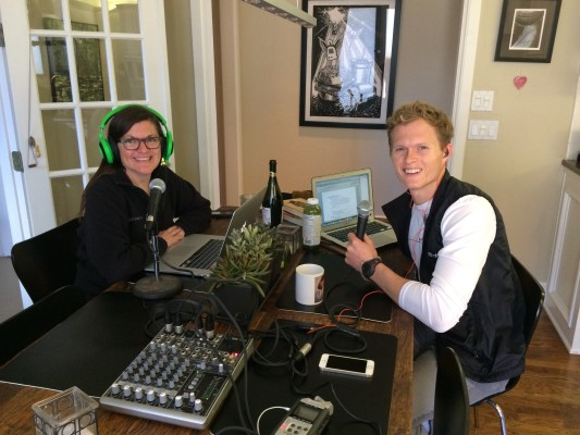 Real Life Diabetes Podcast #3, Amber Clour and Ryan Fightmaster