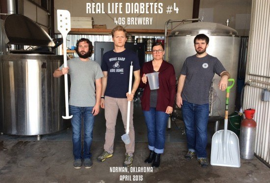 Real Life Diabetes Podcast #4 | 405 Brewing, Co.
