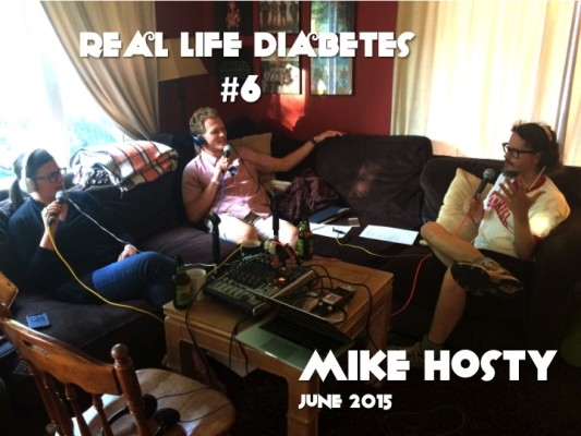 Real Life Diabetes 6: Mike Hosty
