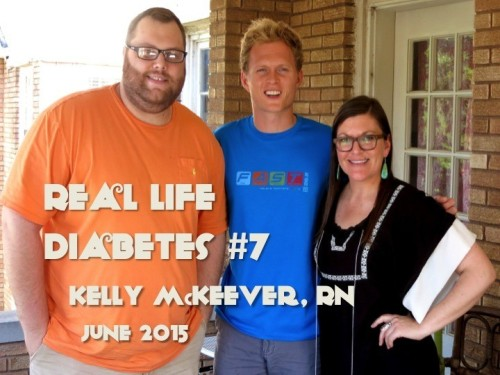 Real Life Diabetes Podcast 7