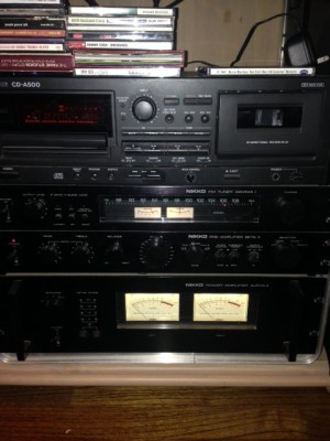 The Hosty Stereo System