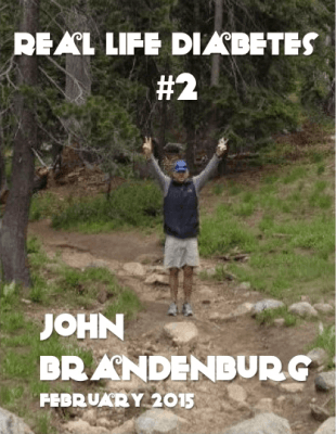 Real Life Diabetes Podcast 2 - John Brandenburg