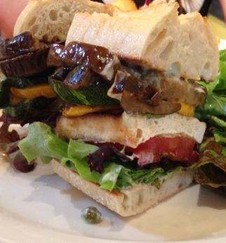 Tofu Sandwich