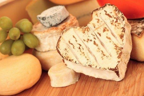 Cheese Heart