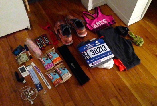 Preparing For A Marathon With Diabetes