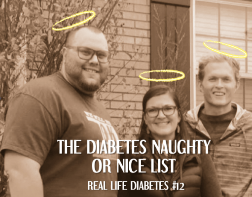 Real Life Diabetes Podcast 12 with Kelly McKeever