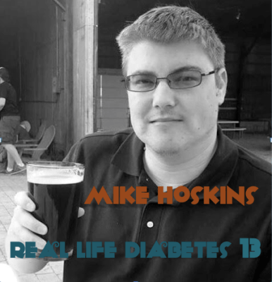 Mike Hoskins - Real Life Diabetes Podcast