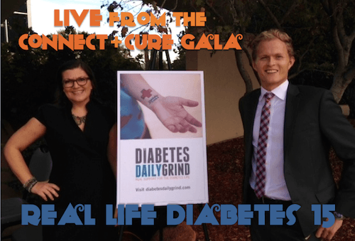 Real Life Diabetes Podcast - Amber Clour and Ryan Fightmaster