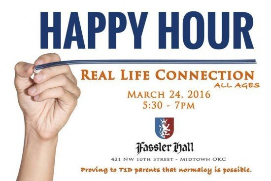 Real LIfe Connection - T1D Happy Hour