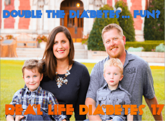 Real Life Diabetes Podcast 17