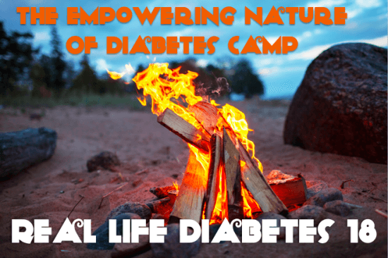 Real Life Diabetes Podcast 18 - Diabetes Camp