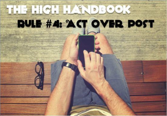 The High Handbook Rule 4