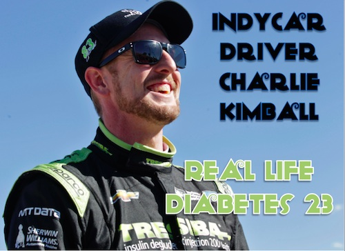 Charlie Kimball - Real Life Diabetes Podcast