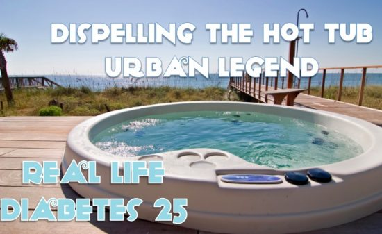 Hot Tubs And Type 1 Diabetes Effects