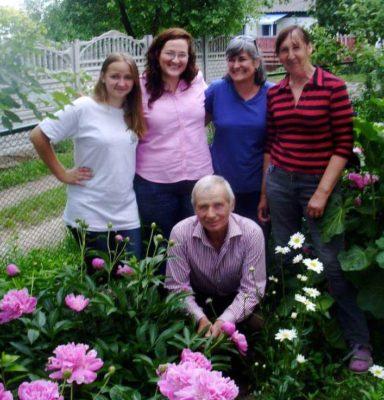 Moncia's Host Family
