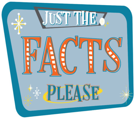Just the Facts Please Podcast